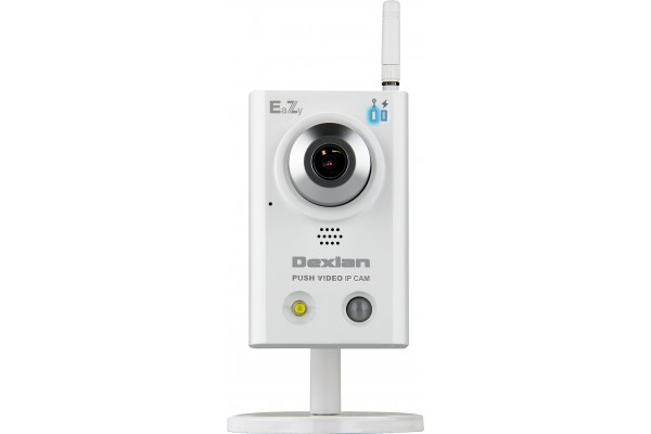 M020058                  -CAMERA IP DEXLAN  INTERIEURE CUBE WIFI / PIR / FULL AUDIO