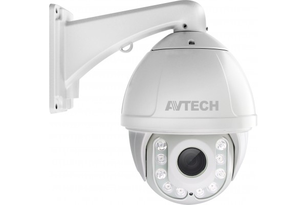 M050086                  -CAMERA DOME MOTORISEE EXT J/N HD-TVI ZOOM 20X 1080p