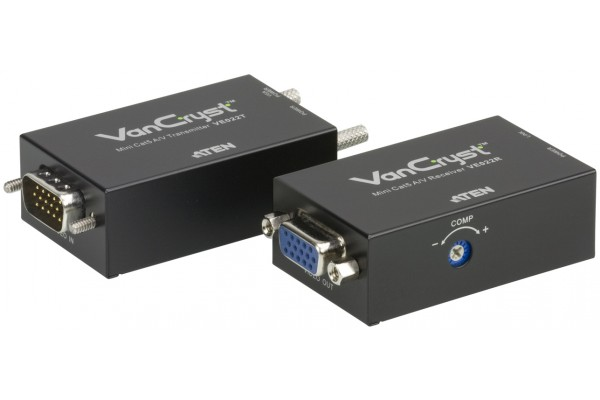M051235                  -ATEN VE022 EXTENDER VGA + AUDIO MONO SUR CAT5