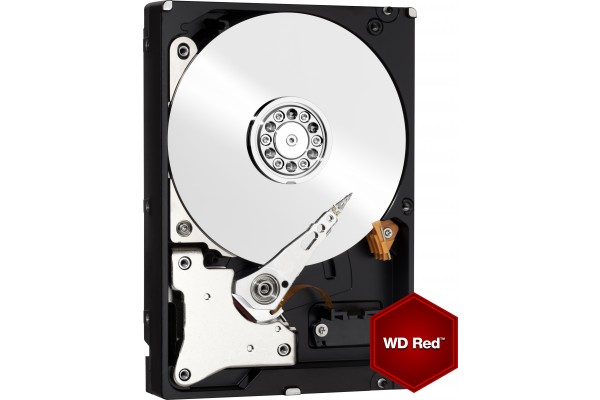M091075-DD 3.5'' SATA III WESTERN DIGITAL Red - 6To