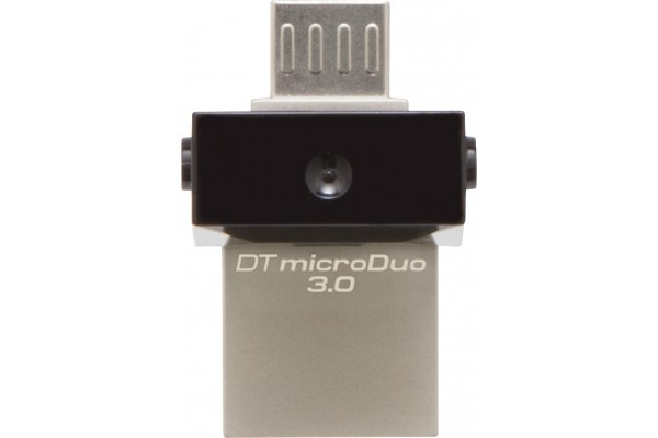 M168091                  -Clé USB 3.0 KINGSTON DataTraveler microDuo - 16Go