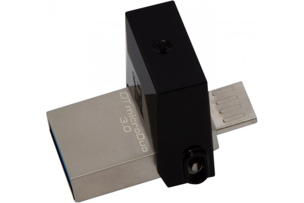 M168093                  -Clé USB 3.0 KINGSTON DataTraveler microDuo - 64Go