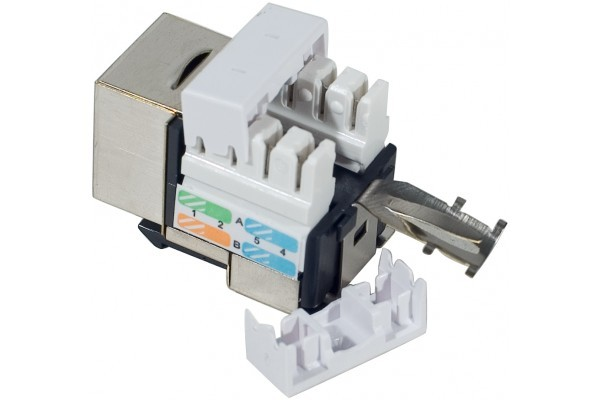 M272840                  -EMBASE RJ45 STP COURTE CAT 5e