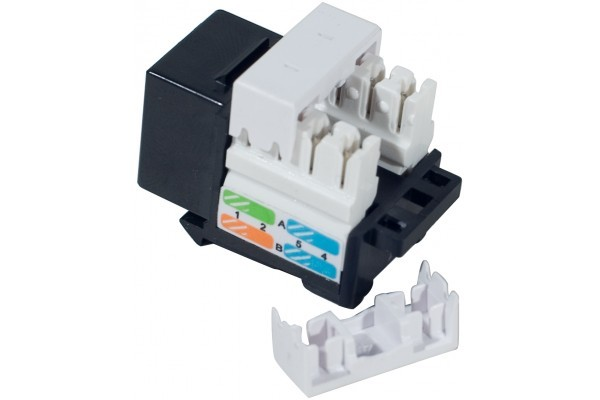 M272850                  -EMBASE RJ45 UTP COURTE CAT 5e