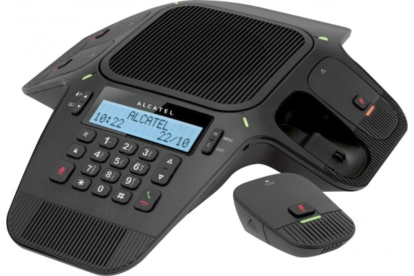 M284492                  -ALCATEL CONFERENCE 1800 BASE + 4 MICROS SANS FIL DECT