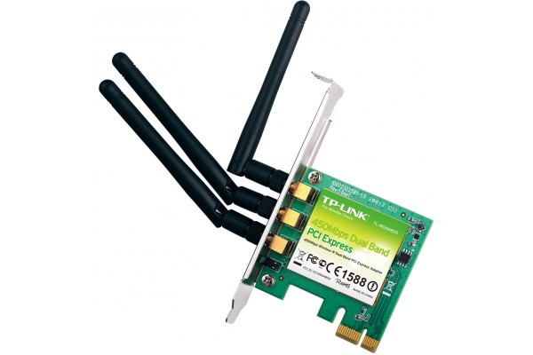 M305480-TP-LINK TL-WDN4800 CARTE PCIe WIFI 450MBPS DUAL BAND
