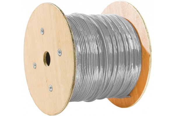 M811257-CABLE F/UTP CAT6 MULTIBRIN Gris 500M