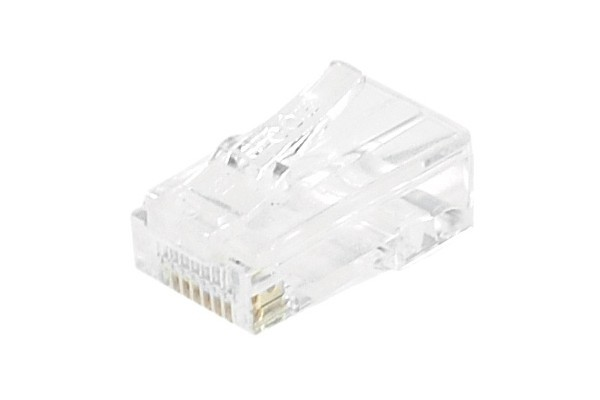 M920830                  -CONNECTEUR 8P8C RJ45 CAT5e UTP LOT DE 10