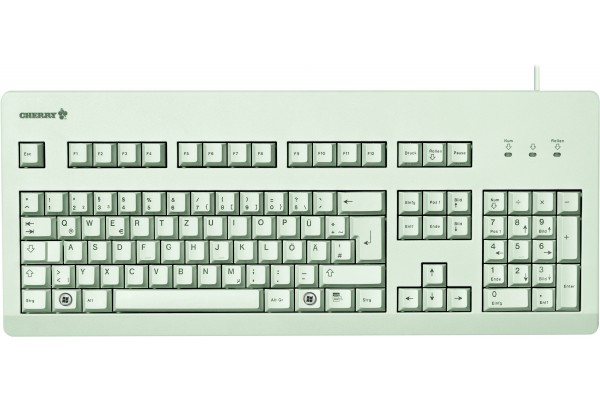 M925922                  -CHERRY Clavier G80-3000 USB/PS2 gris