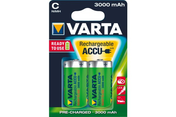 M958501-VARTA Batteries 56714101402 HR14 / C blister de 2