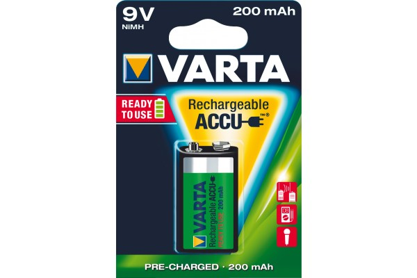 M958503                  -VARTA Batteries 56722101401 HR22 / E blister de 1